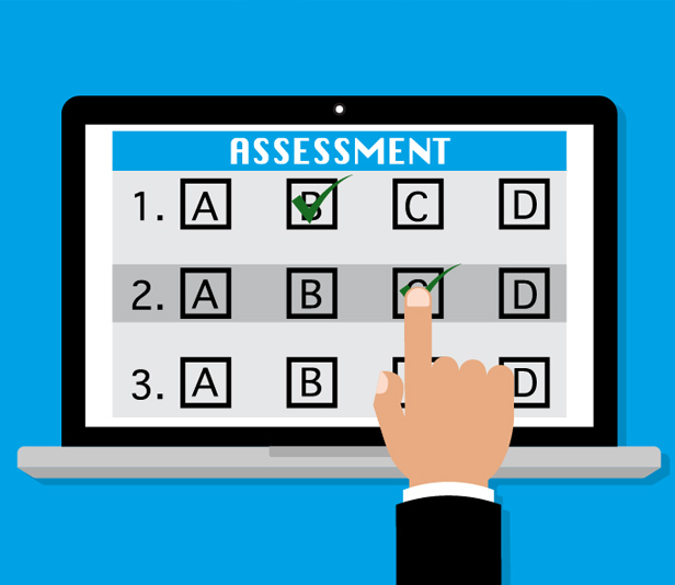 Onscreen Evaluation System (OES) — JILIT